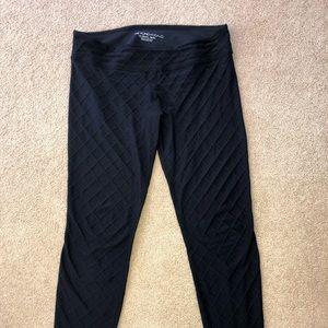 Beyond Yoga quilted leggings in black